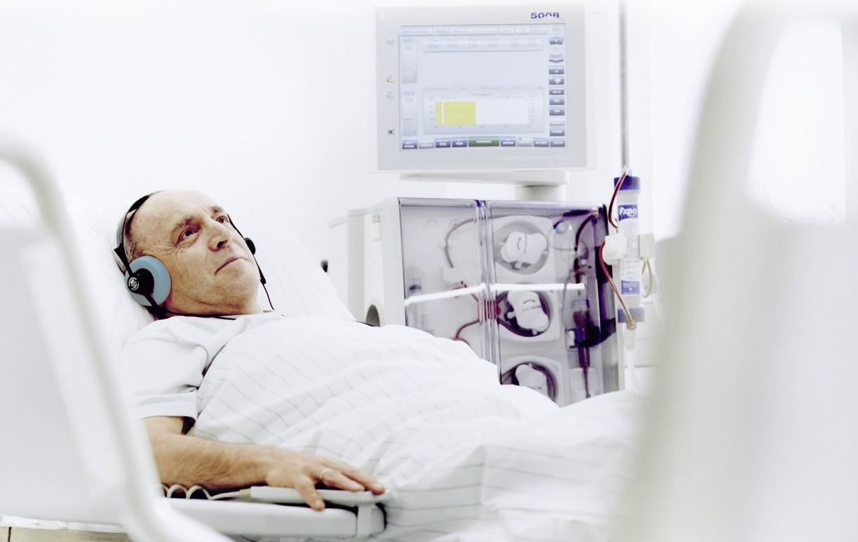 Лечение диализом
