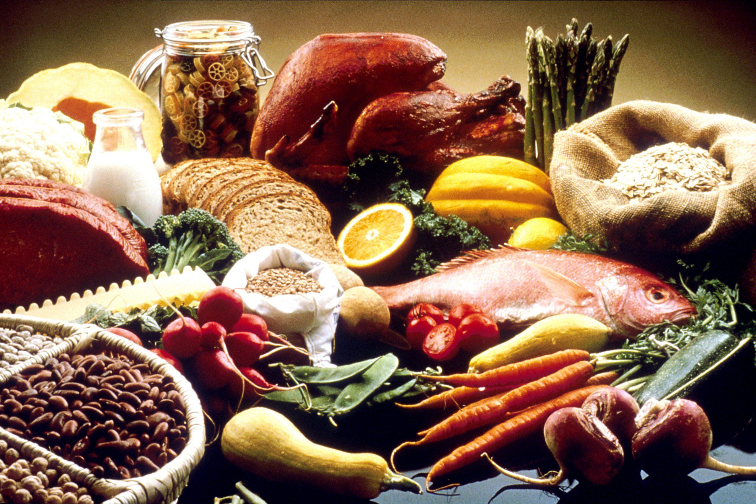 Для чего нужна пища человеку?
