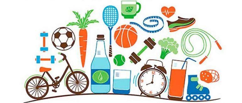 Популяризация здорового образа жизни