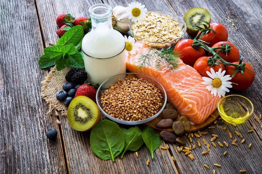 Рацион питания при похудении
