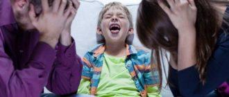 Ребёнок живёт не по правилам – виноваты родители